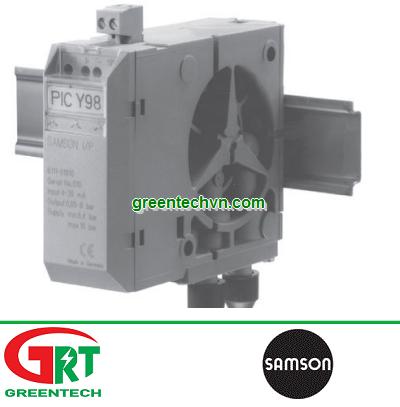 6111 i/p | Bộ chuyển đổi điện-khí Samson6111 i/p | Electro-pneumatic converter 6111 i/p | Samson