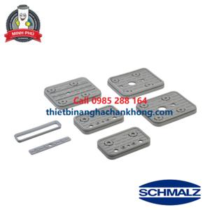 TẤM ĐỆM THAY THẾ MẶT DƯỚI SCHMALZ VCSP-U 140x115x16.5 VCBL-K2