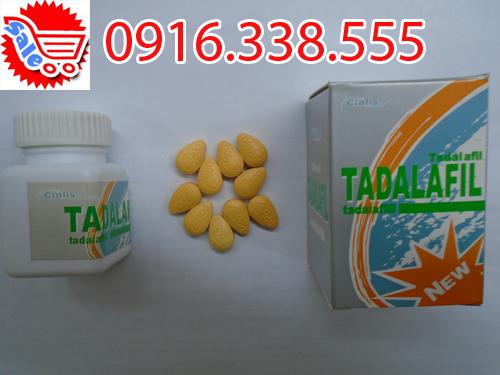 Thuốc Thảo dược Cương Dương Tadalafil 100mg / Cialis 100mg
