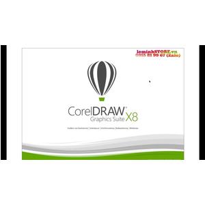 Tải nhanh CorelDRAW X8 x32/x64 Full Crack   Có hướng dẫn cài đặt