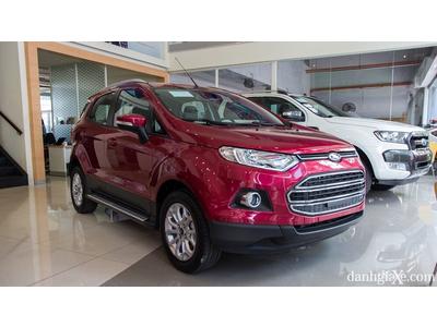 Tại sao dân Sài Gòn lại ưu chuộng dòng xe Ecosport của Ford?