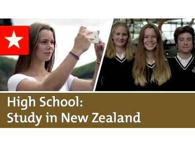 TẠI SAO NÊN HỌC BẬC PHỔ THÔNG TẠI NEW ZEALAND?