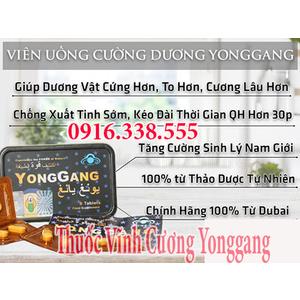 Tại sao Thuốc YongGang là sự lựa chọn hoàn hảo?