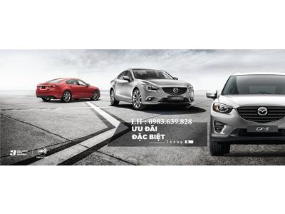 Tại Thái Nguyên - Mua xe Mazda Chính Hãng Ở Đâu?!