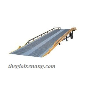 Cầu nâng lên container -DCQH (6 tấn, 8 tấn, 10 tấn)