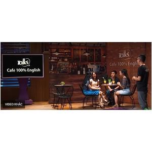Talks cafe 100%