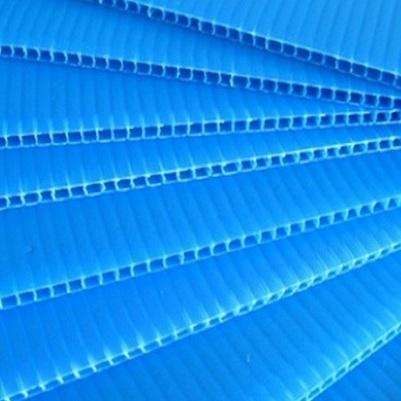 Tấm nhựa pp 5mm xanh dương nhạt