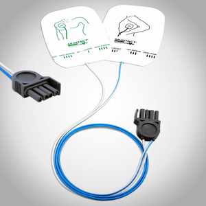 Tấm điện cực dương dùng cho máy sốc tim Medtronic Skintact DF20N