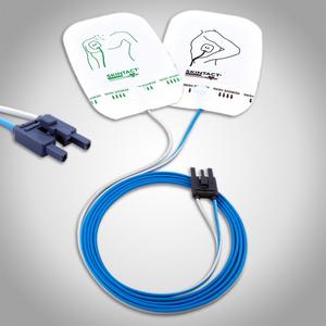 Tấm điện cực dương dùng cho máy sốc tim Welch Allyn Skintact DF29N