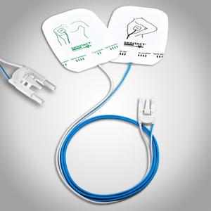 Tấm điện cực dương dùng cho máy sốc tim Zoll Skintact DF28N