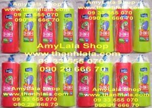 Tắm gội xả 3in1 trẻ em Suave Kids Splashing Apple Toss 28oz - 0902966670 - 0933555070