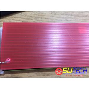 Tấm nhựa danpla 3mm màu đỏ