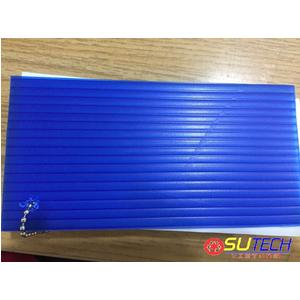 Tấm nhựa danpla 3mm màu xanh tím