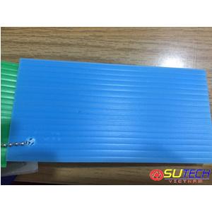 Tấm nhựa danpla 2mm màu xanh hòa bình