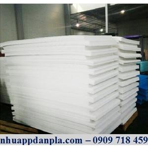 Tấm nhựa pp 2mm trắng sữa