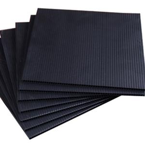 Tấm nhựa pp 4mm đen