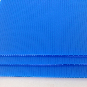 Tấm nhựa pp 4mm xanh dương