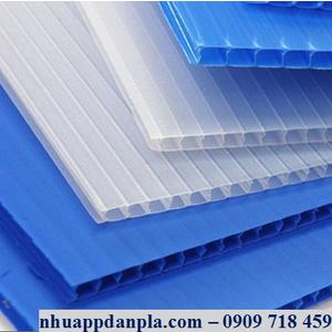 Tấm nhựa pp 5mm trắng trong
