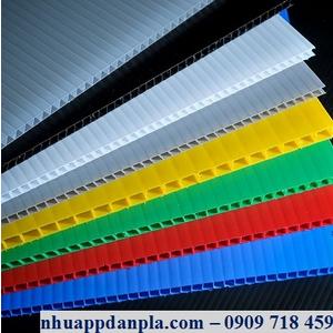 Tấm nhựa pp 4mm