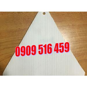 Tấm nhựa pp danpla màu trắng sữa, tấm nhựa carton màu trắng đục