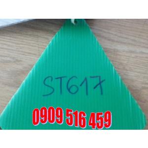 Tấm nhựa pp danpla màu xanh lá cây