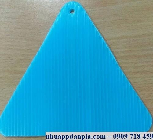 Tấm nhựa pp xanh hòa bình