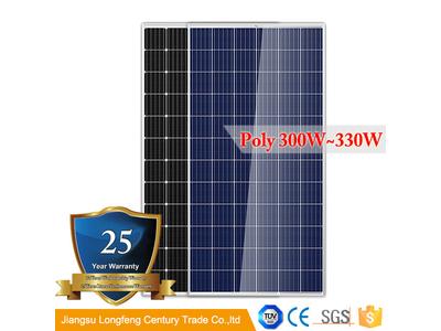Tấm pin năng lượng mặt trời Poly PSP-330W