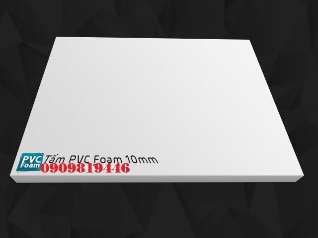 TẤM PVC FOAM 10 MM