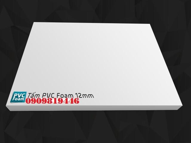 TẤM PVC FOAM 12 MM