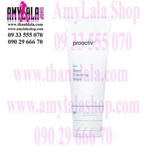 Tắm rửa mặt trị mụn trắng da Proactiv Solution Deep Cleansing Wash 2in1 Face Body (89ml) -0933555070