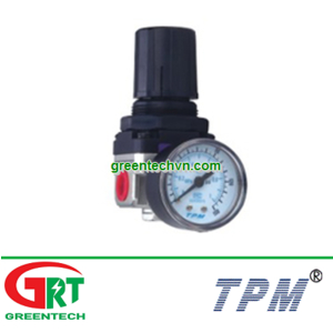 TAR | TAR1000-02 | Filter Pressure Regulator | Bộ điều áp kèm bộ lọc dầu TPM TAR1000- | TPM Vietnam