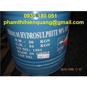 Tẩy đường_sodium hydrosulfite Na2S2O4 90%