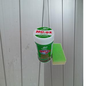 Tẩy trắng và đánh bóng mới nhôm bằng bột tẩy HG02 STAIN HANDWATER REMOVE