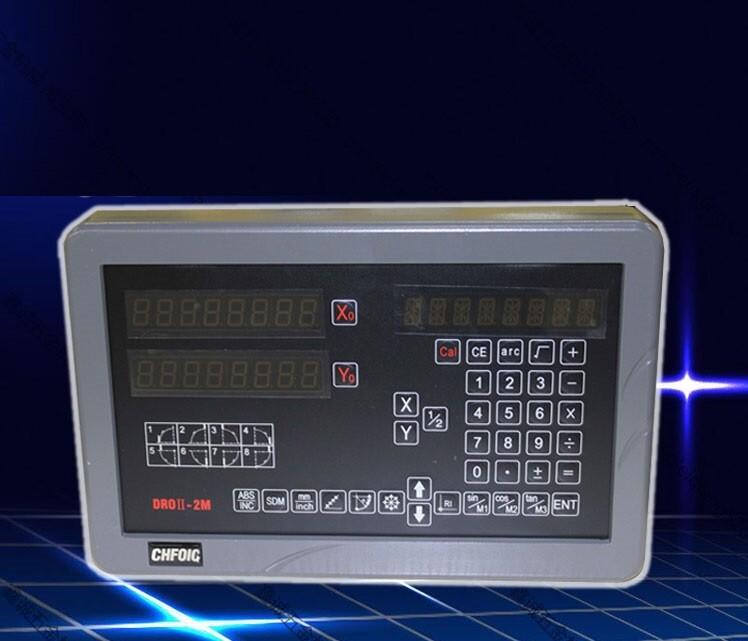 Màn hình hiển thị 2 trục Sinpo DROII-2L cho máy tiện