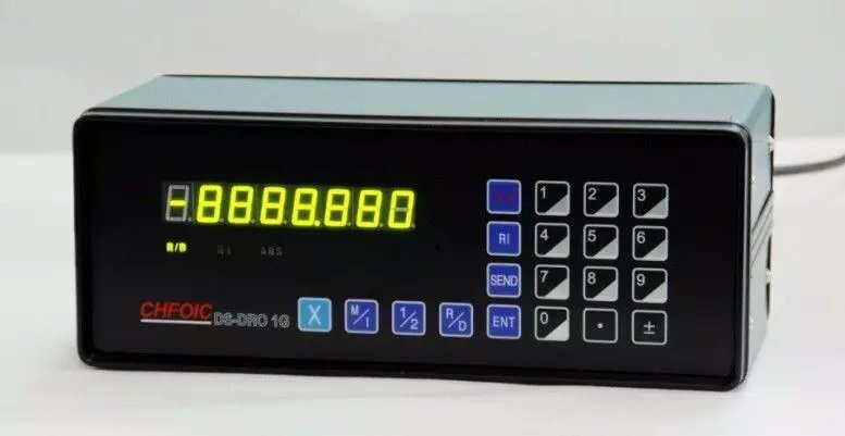 Màn hiển thị thước quang 1 trục DROII-1G, DS-1V