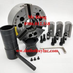 Mâm cặp thủy lực 3 chấu CNC N206