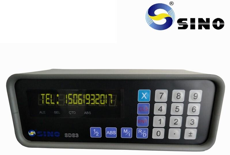 Màn hiển thị 1 trục máy mài SINO SDS3