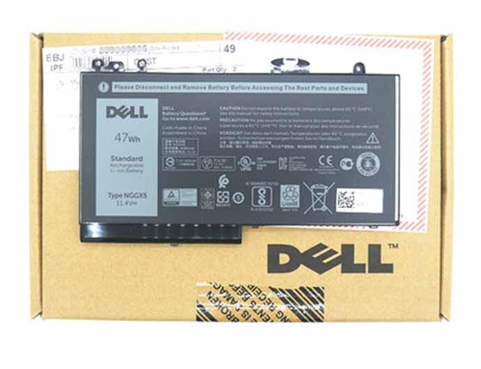Pin (battery) DELL Latitude E5270 E5470 E5570 NGGX5 3cell chính hãng