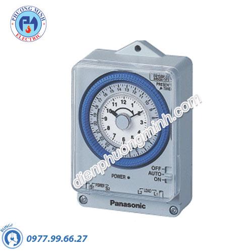 Công tắc đồng hồ Timer - Model TB35809NE5
