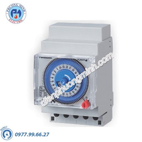 Công tắc đồng hồ Timer - Model TB5560187N