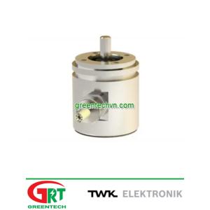 TBA36   Absolute rotary encoder   Bộ mã hóa quay tuyệt đối   TWK Vietnam