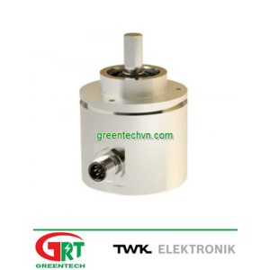 TBE58   Absolute rotary encoder   Bộ mã hóa quay tuyệt đối   TWK Vietnam