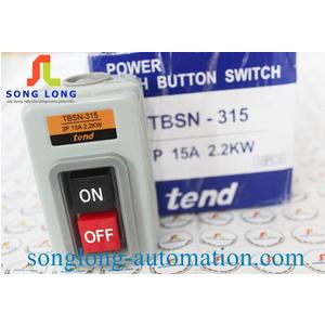 HỘP NÚT NHẤN TEND TBSN-315