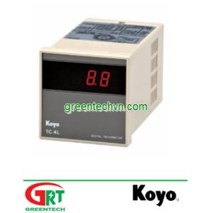 TC Series | Preset Counter | Bộ đếm đặt trước | Koyo