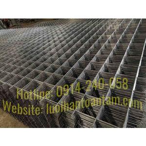 TCVN 1651-3:2008: Thép cốt bê tông - Phần 3: Lưới thép hàn