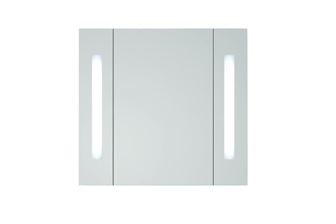 Tủ gương đèn led chữ nhật Citybuilding CBJ68L