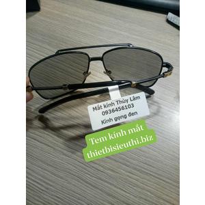 Giấy in tem kính mắt (Giấy in tem gọng kính mắt) khổ 53*21mm