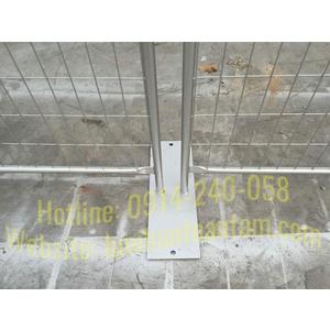 Hàng rào tạm lưới thép hàn