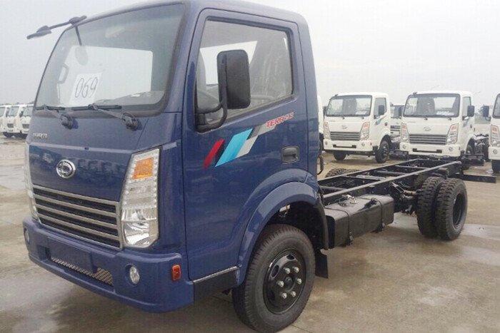 Xe tải Tera 230 thùng lửng 2,4 Tấn