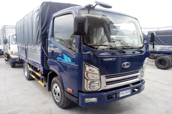 Xe tải Tera 240 thùng lửng 2,4 Tấn